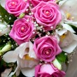 Bunch of flowers for bride — Stock Photo #4625058