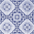 Ornamental old tiles — ストック写真