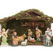 Christmas Crib — Stock Photo #4175419