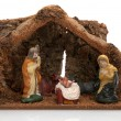 Christmas Crib — Stock Photo #4175422