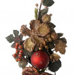 Christmas arrangement — Stock Photo #4237697
