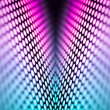 Metalic backlit shinny background -  