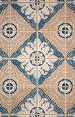 Azulejos de cerámica portuguesas tradicionales — Foto de Stock