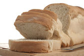 Slices of bread — Stockfoto