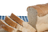 Slices of bread — Foto Stock