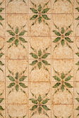 Seamless tile pattern of ancient ceramic tiles — Stock Photo