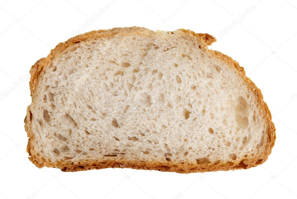 Slice of Bread Clipart Slice of Bread Stock Image