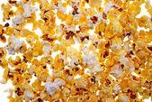 Pop corn per sfondo — Foto Stock