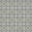 Seamless tile pattern — Foto Stock