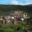 Old moutain village in Portugal — Foto Stock