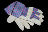 Pracovní rukavice — Stock fotografie
