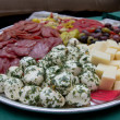 Antipasto Platter — Stock Photo #4577320