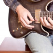 Guitarist — Stock Photo #4655284