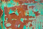 Texture de peinture rouillée — Photo