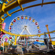 Santa Monica Pier — Stock Photo