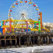 Royalty-Free Stock Photo: Santa Monica Pier