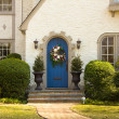 Door to home — Stock Photo