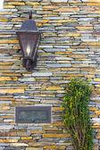 Porch Details — Stock Photo