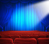 Theatrical release — Stock Photo