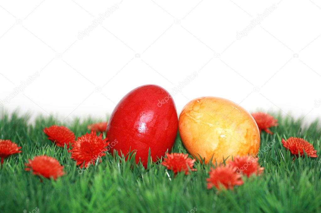 Nice decoration for Easter time — Stock Photo #5318161