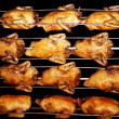 BBQ Chicken - Stock Photo