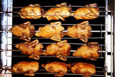 BBQ Chicken — Stock Photo