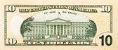 United States (US) dollars — Stock Photo