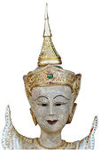 Statue in a Buddhist style — Stock Photo