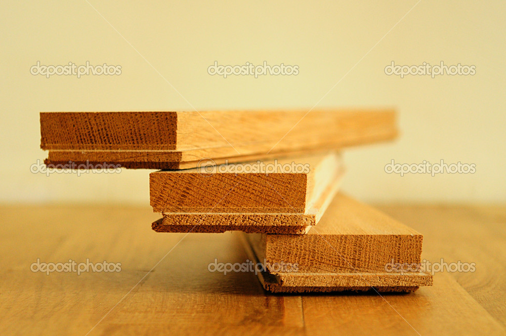 Parquet boards, executed from an oak, by CU — Stock Photo #5191510