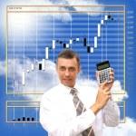 Finance business — Stock Photo #3995830