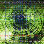 Tekniken internet — Stockfoto