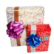 Stock Photo: For holiday it is accepted to do surprises and to give gifts