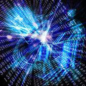 Nanotechnologie — Stockfoto
