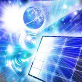 нанотехнологии — Стоковое фото
