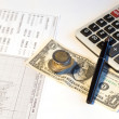 Financial business — Stock Photo #4575462