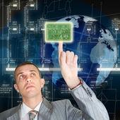 Las nuevas tecnologías en el ámbito del diseño — Foto de Stock