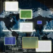 Die neuesten entwicklungstechnologien einführen — Stockfoto