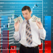 Stock Photo: Finance business