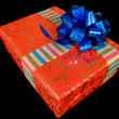 For holiday it is accepted to do surprises and to give gifts — Stock Photo #4747820