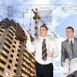 Building designing - Stock Photo