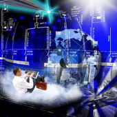 De nieuwste innovatieve technologieën — Stockfoto