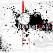 Basketball poster — Stock Vector #4402073
