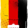 Germany poster — Stock Vector