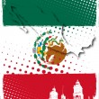 Royalty-Free Stock Vector Image: Poster of mexico