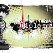 Diploma - Stock Vector