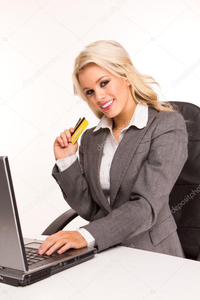 Сексуальная деловая женщина 13 фотография