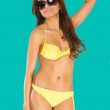 Bikini girl — Stock Photo #5125784