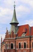 Pontificial University, Krakow. — Stock Photo