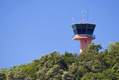 Airport Control Tower. — Stock Photo