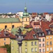 Warsaw Old Town. — Stock Photo #5048972